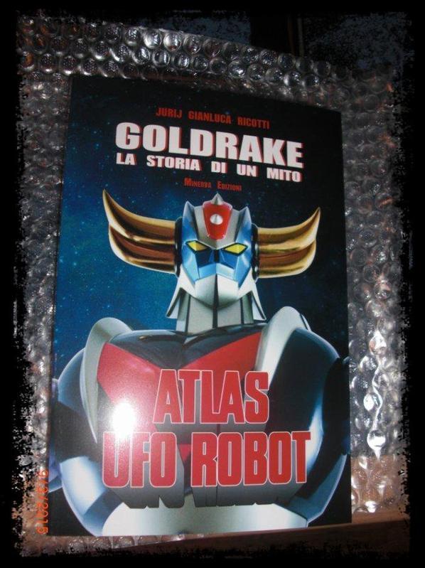 Goldorak - la Storia di un mito