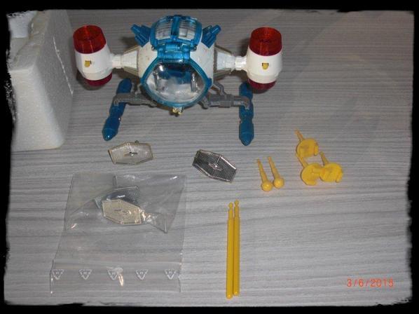 Capitaine Flam - Cosmolem ST - Popy Mattel Italie