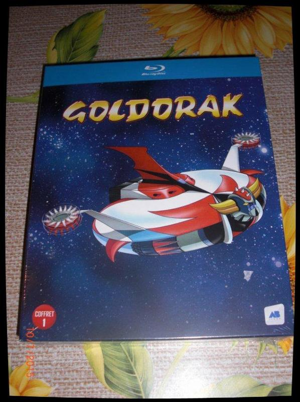 DVD Blu-ray - Goldorak