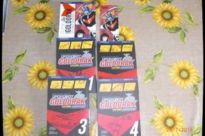 Goldorak, Livres, Edition Black Box