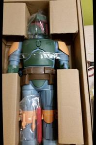 Star Wars Shogun Boba Fett 24 inch Figure by Funko