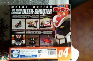 UFO Grendizer Dizer-Shooter