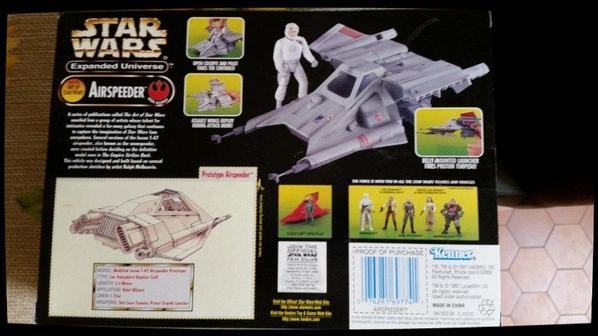 Star Wars, Airspeeder