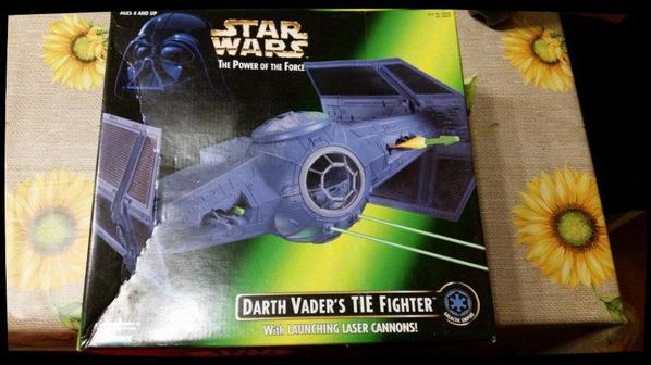 Star Wars, Darth Vader's Tie Fighter