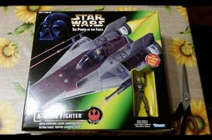 Star Wars, A-Wing Fighter