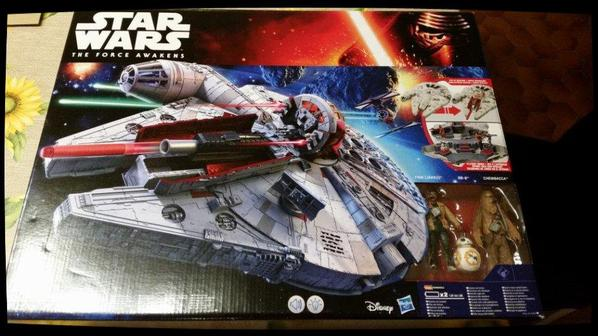 Star Wars, Millennium Falcon
