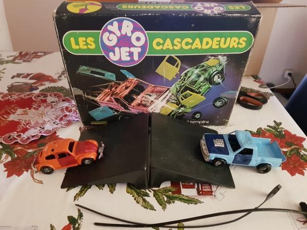 Les Cascadeurs,Gyro Jet