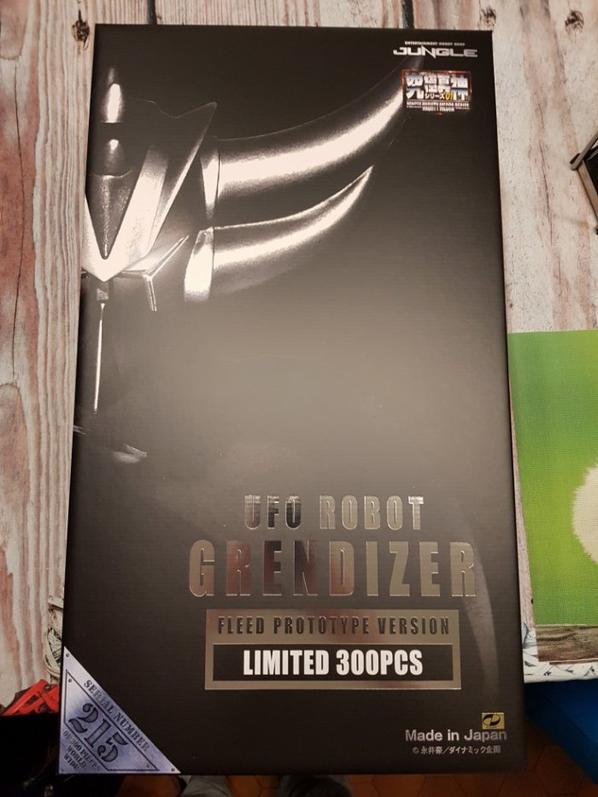 Goldorak,Grendizer 45cm,Limitée à 300pcs