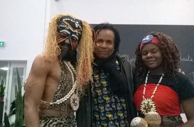 Contes d'Afrique et la Danse Traditionnelle