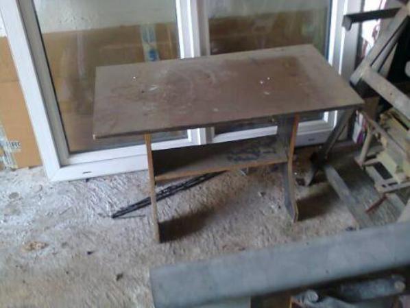 Escalier & Table =)