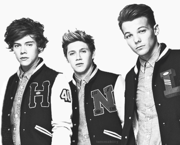 Harry Niall et Louis