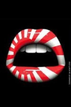 Rouge à lèvre couleur drapeau des pays