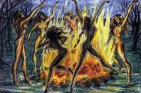 Les sabbats des sorcières...