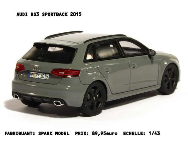 Bilan des nouvelles voitures miniature de mon choix de la semaine sur le site Tacot