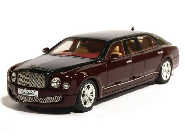 Bentley mulsanne carat duchatelet 1/43