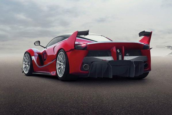 Ferrari fxxk 2014 1/43