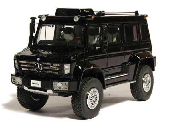Mercedes unimog 2012 1/43