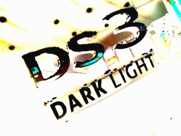 Exclusivité: Ds3 Dark light limité à 500 exemplaires