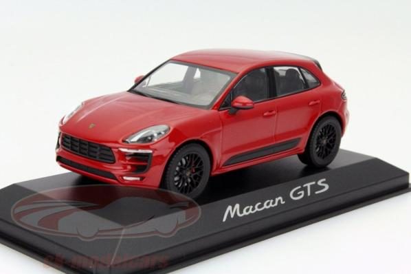 Porsche macan gts 2016 1/43 Minichamps