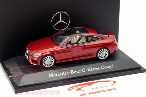 Mercedes c coupe 2015 1/43 Kyosho