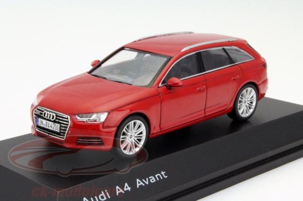 Audi a4 avant 2015 1/43 Spark