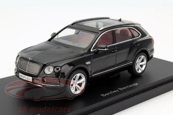 Bentley bentayga 2015 1/43 Kyosho