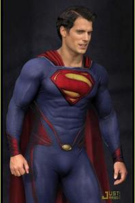 Henry Cavill (superman 2012)