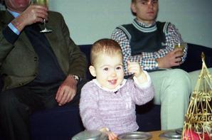Un an Camille 2003