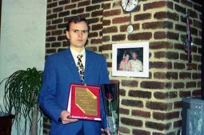 Trophée papa 2005