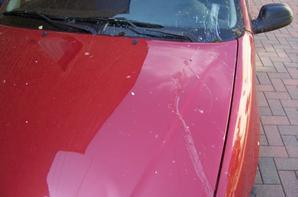 Suite dégât voiture 2006