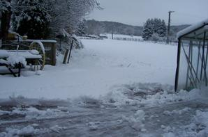 Neige année 2006