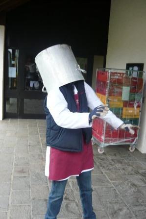 Moi dans mes casseroles 2009
