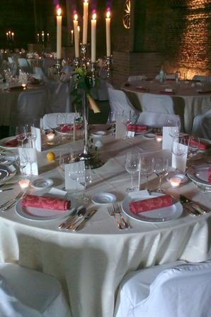 Table de mariage, ou buffet 2009