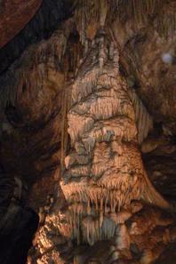 10 juillet 2010 Grotte de Han sur Lesse