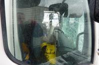 Ce qui reste de mon camion, accident du 17.09.2010