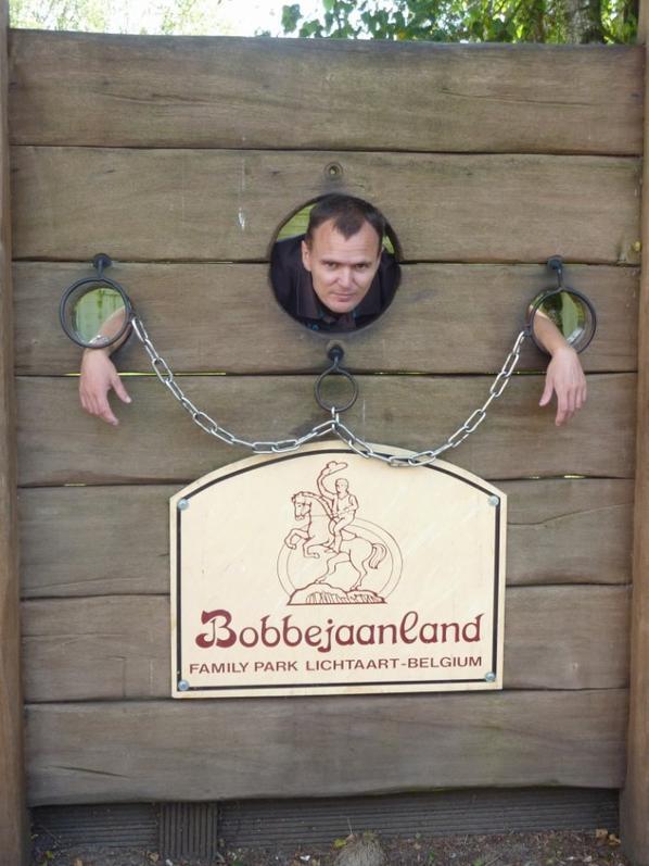 Bobbejaanland 12.08.2012