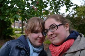 Chanel & Gaëlle >>> Nous deux, c'est pour la vie.