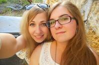 Alina, ma petite soeur biélorusse ♥