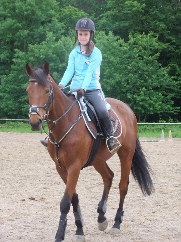 Mon poney!!!