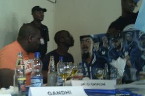 Sexion d'Assaut  à l'Institut Français de Kinshasa (photo2)
