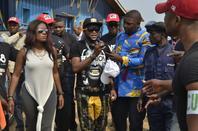 Le retour de Papy Kerro et Nadia Muamba paralyse Bukavu !
