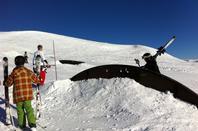 élaboration d'un snowpark