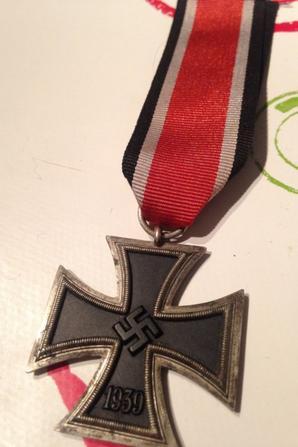 Médaille ww 2 allemande