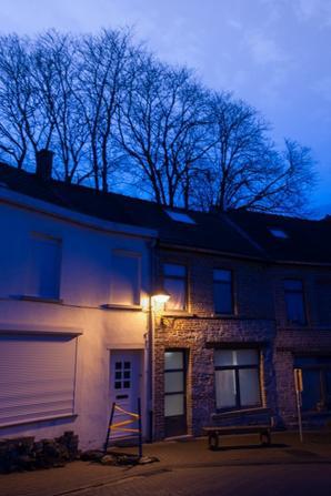 Premières photos de nuit - Atelier Antoing