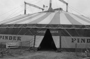 """partie 1:""""Penetrons ensemble dans l'univers magique du cirque"""