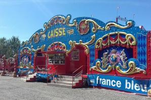 """""""le cirque est monté""""!."""