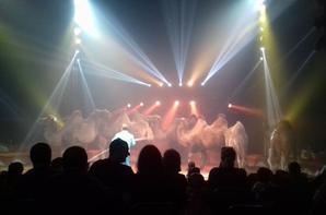 """""""Suite reportage cirque Falck aux sables d'olonne""""."""