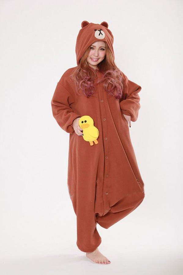 Line kony onesie costumes