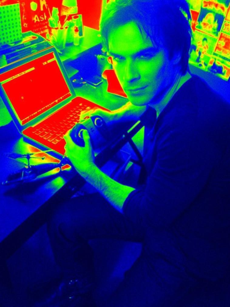 Les meilleurs photos Twitter de Ian !!