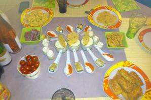 La cuisine, une passion!!!